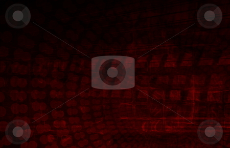 Futuristic Technology Background stock photo, Futuristic Tech Abstract Background as a Art by Kheng Ho Toh