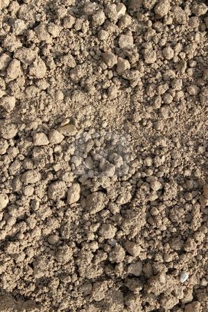 Garden soil close up. stock photo, Garden soil close up. by Stephen Rees