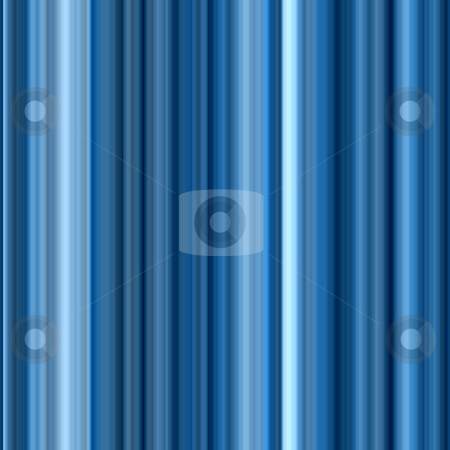 Seamless blue colors vertical lines pattern background. stock photo, Seamless blue colors vertical lines pattern background. by Stephen Rees