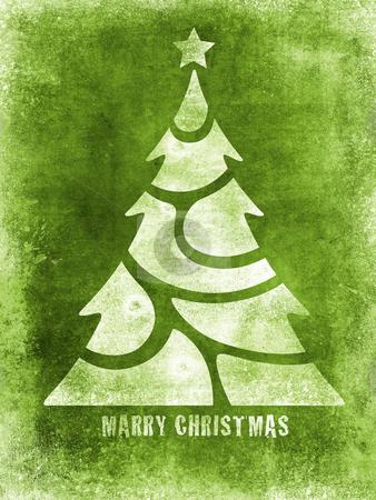 Marry Christmas grunge stock photo, Marry Christmas grunge greetings card by Giordano Aita