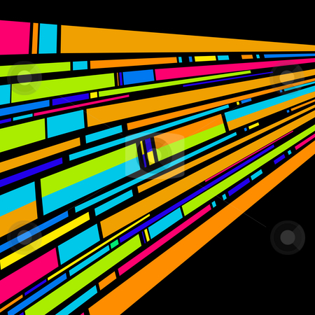 Stripes background stock photo, Stripes background illustration, abstract art by Richard Laschon