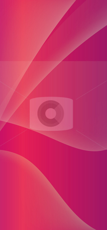 Abstract curve background stock photo, Illustration drawing of beautiful colourful curves background by Su Li