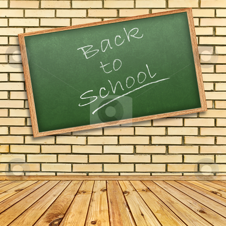 Back to school! stock photo,