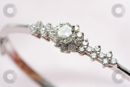 Diamond jewelry stock photo, A close up shot of a diamond jewelry by Suprijono Suharjoto