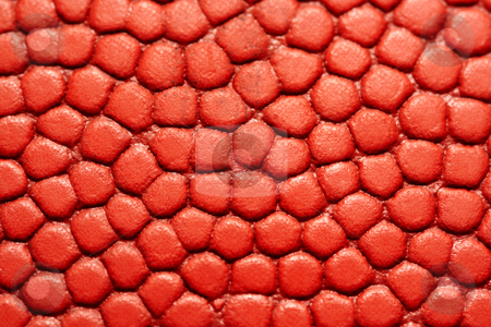 Basketball texture stock photo, A closeup shot of a basketball texture by Suprijono Suharjoto