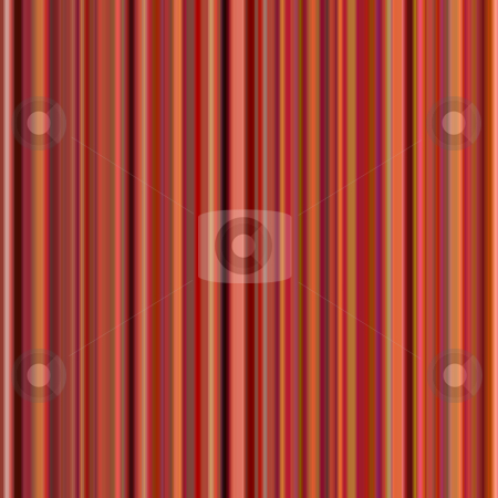 Colorful orange and red stripes abstract background. stock photo, Colorful orange and red stripes abstract background. by Stephen Rees