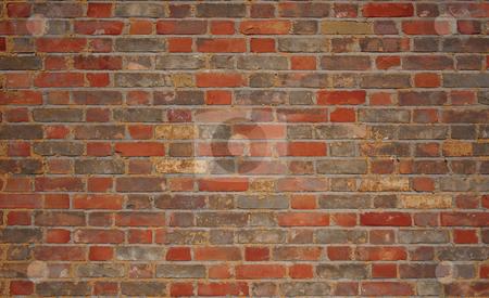 Brick wall texture stock photo, Brick wall texture by Michiel De Wit