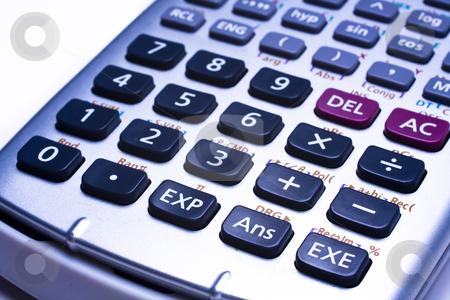 Calculator stock photo, Calculator by Keng po Leung