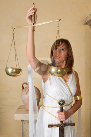 Libra zodiac sign stock photo, Libra or Scales, this photo is part of a series of twelve Zodiac signs of astrology by Anneke