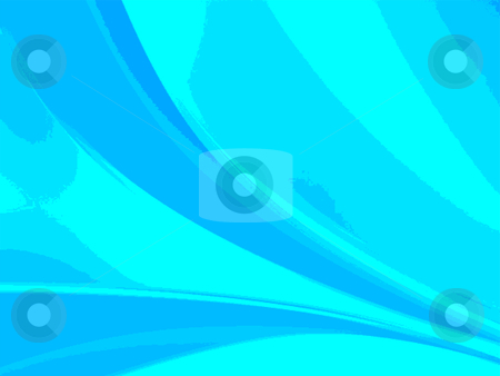 Abstract blue composition stock vector clipart, Abstract blue composition, vector art illustration by Laschon Robert Paul