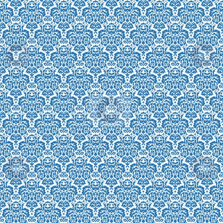 Blue seamless texture stock vector clipart, Blue seamless texture, abstract pattern; vector art illustration by Laschon Robert Paul