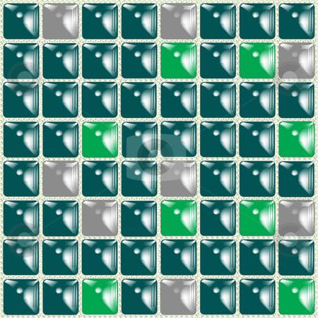 Dark ceramic tiles stock vector clipart, Dark ceramic tiles, abstract texture; vector art illustration by Laschon Robert Paul