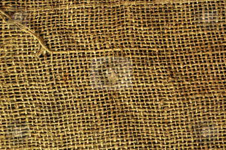 Old grunge sack cloth vanvas texture stock photo, Old grunge sack cloth vanvas texture background by fotosutra