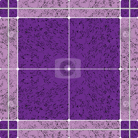 Purple Ceramic Texture Stock Vector