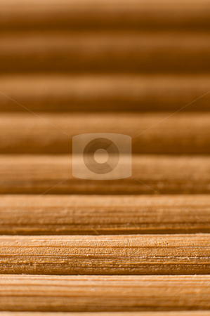 Wooden background stock photo, Wooden plates detail abstract photo, can be used as background by Robert Remen