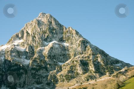 Mountain near Ramales de la Victoria, Cantabria (Spain) stock photo, Mountain near Ramales de la Victoria, Cantabria (Spain) by B.F.