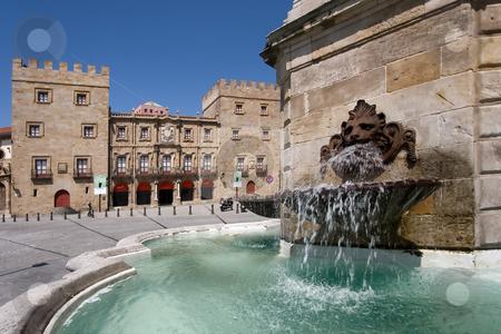 Revillagigedo palace, Gijon, Asturias, Spain stock photo, Revillagigedo palace, Gijon, Asturias, Spain by B.F.