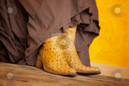 Boots stock photo,  by Scott Griessel