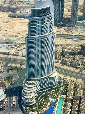 Burj Khalifa Hotel Dubai Uae