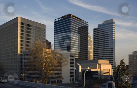 Downtown Nashville stock photo, Downtown Nashville, Tennessee. by Henryk Sadura