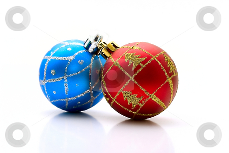 New Year's decorations stock photo, New Year's decorations by Alex Varlakov