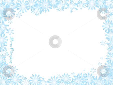 snowflake christmas white night