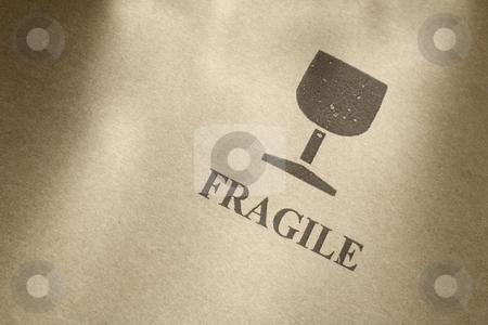 Fragile stock photo,
