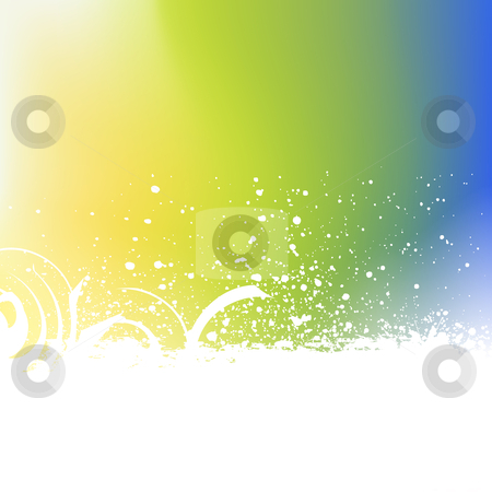 Abstract Background stock vector clipart, Vector illustration of colored Abstract background. by Nabeel Zytoon