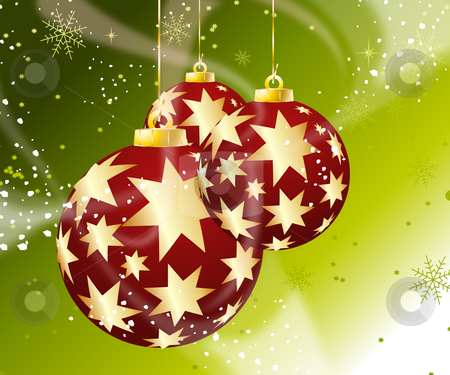 Christmas Sale stock vector clipart, Background for new year and Christmas by Nabeel Zytoon