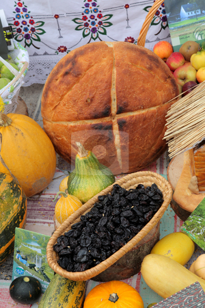 Autumn Harvest stock photo,  by Zvonimir Atletic