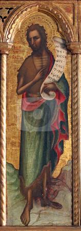 Saint John the Baptist stock photo,  by Zvonimir Atletic