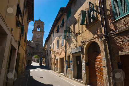 In Palaia,Toskana, Italien - In Palaia, Tuscany, Italy stock photo, Palaia ist eine Gemeinde in der Provinz Pisa in der Region Toskana in Italien. - Palaia is a comune in the Province of Pisa in the Italian region Tuscany, by Wolfgang Heidasch