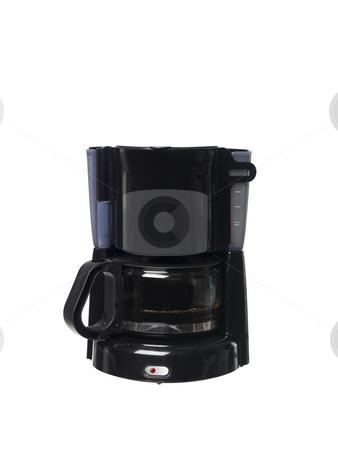 Coffee perculator stock photo, Coffee perculator by Anne-Louise Quarfoth