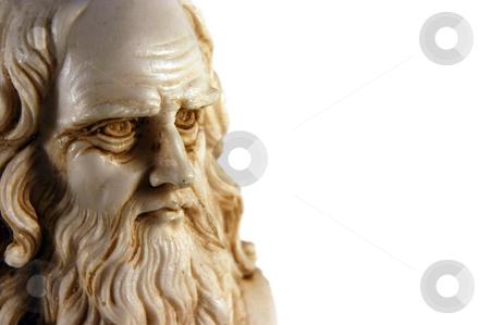 Leonardo da Vinci stock photo, Leonardo da vinci, one of the greatest mind in the humanity by Dario Rota