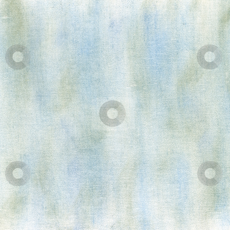 Blue and green pastel background stock photo, Blue and green crayon pastel smudges on white artist canvas, self made by photographer by Marek Uliasz