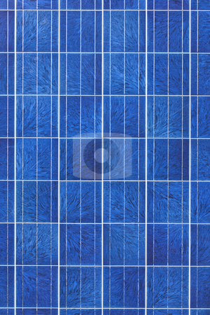 Solar panel surface stock photo, Surface of alternative energy photovoltaic solar panel by Elena Elisseeva