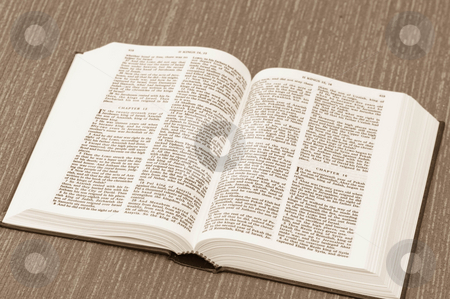 Bible stock photo, Close up shot of the holy bible by Arvind Balaraman