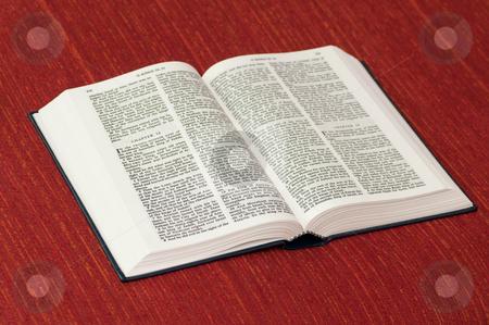 Bible stock photo, Close up shot of the holy bible by Arvind Balaraman