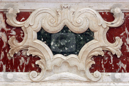 Detail of altar stock photo,  by Zvonimir Atletic
