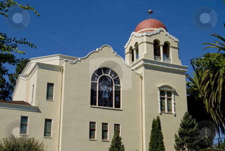 Sebastopol Church stock photo, Lovely looking church in Sebastopol, northern California. by Mary Lane