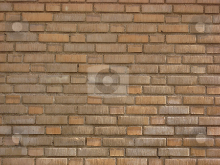 Bricks wall stock photo, Wall made by bricks in sweden by Ingvar Bjork