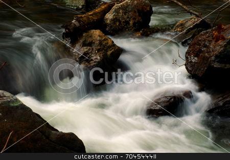 Cullasaja River stock photo,  by Lori Walden
