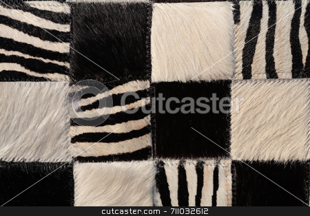 Texture stock photo, A texture image of natural animal (cattle) leather. by Daniel Wiedemann