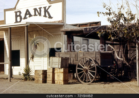 Old West stock photo,  by Marlene Cabais