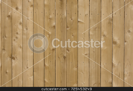 New cedar wood fence background stock photo, New cedar wood fence background in sunlight by Marek Uliasz
