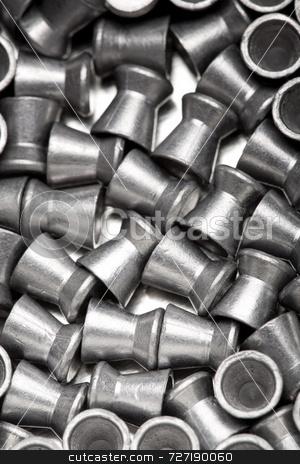 Air gun pellets stock photo, Air Gun Pellets by Jon Stokes