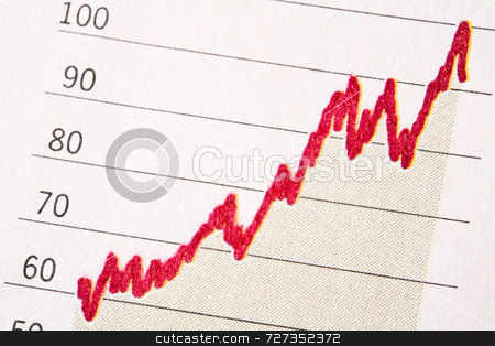 Financial Growth stock photo, Financial Growth by Jon Stokes