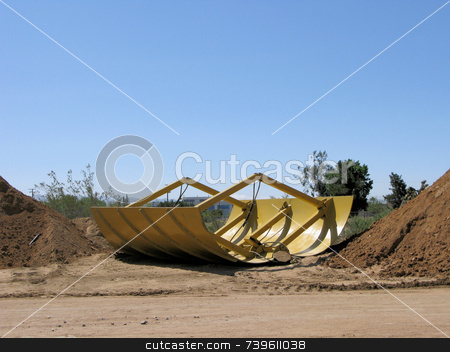 Equipment Part stock photo,  by Marlene Cabais