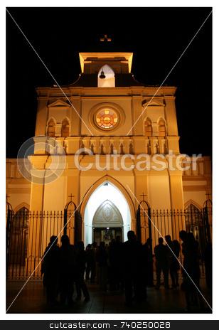 Church stock photo, Church by Dalla torre Gerardo