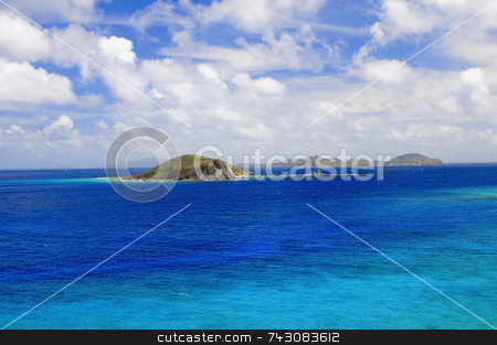 A Glimpse of Paradise stock photo, A Glimpse of Paradise by LW Photography